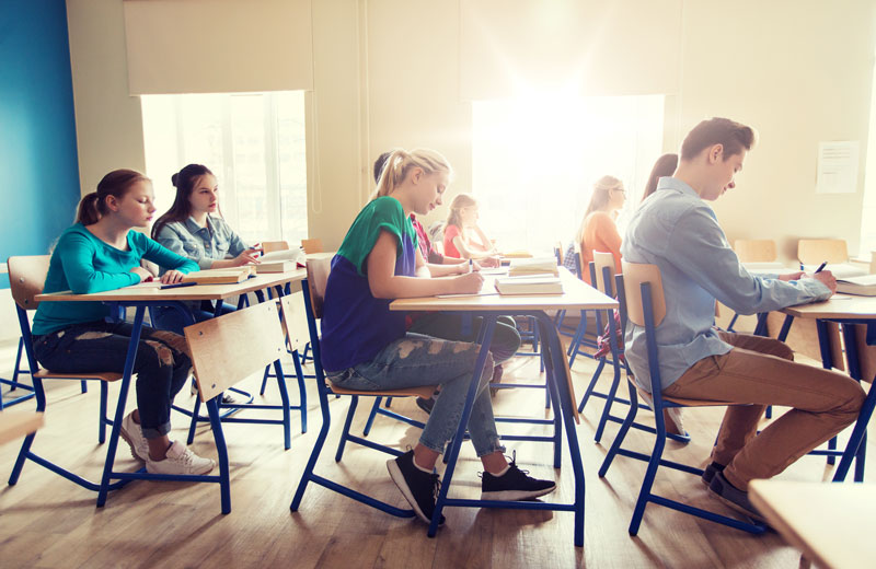 Schulen und Bildung